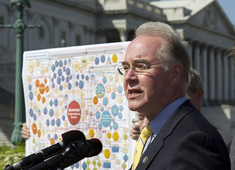 Tom Price / AP