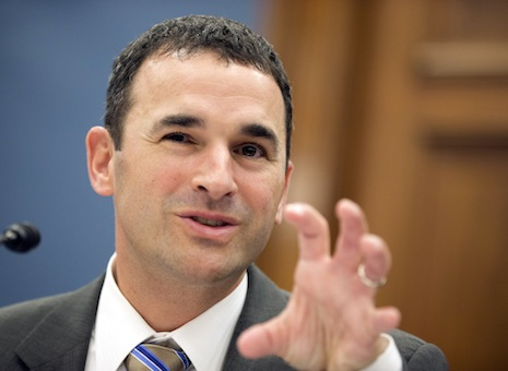 Internal Revenue Service acting head Daniel Werfel / AP