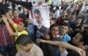 Morsi supporters protest in Cairo Nov. 4, 2013 / AP