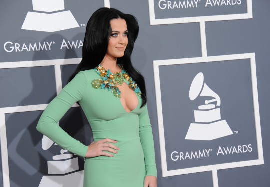 Katy Perry is a big supporter of gay rights. (AP)