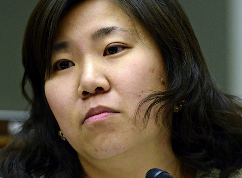 Rep. Grace Meng (D., N.Y.) was robbed in Washington, D.C. on her way to her apartment