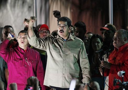 Nicolas Maduro / AP