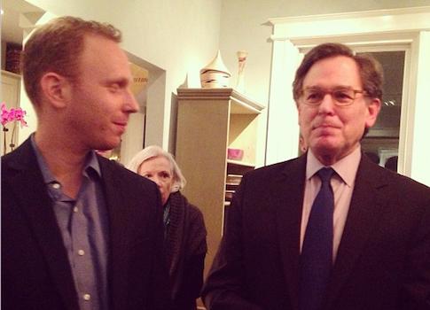 Sidney and Max Blumenthal / senhorelk Instagram