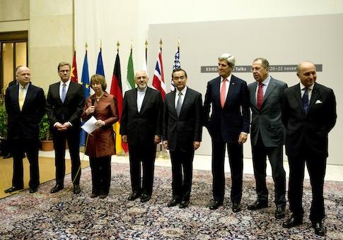 Switzerland Iran Nuclear Talks