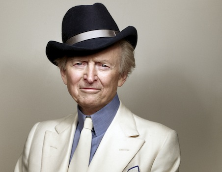 Author Tom Wolfe sold his archives collection to the New York Public Library for $2.15 million