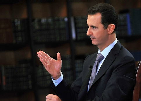 Syrian President Bashar al-Assad praised Iran for nuclear agreement with the West