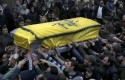 Funeral procession of Hassan al-Laqis in Lebanon / AP