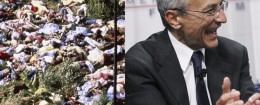 Jonestown victims and John Podesta