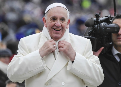 Pope Francis was once a bouncer at a Buenos Aires night club