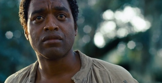 Chiwetel Ejiofor, who won best actor at this year's WAFCA awards.