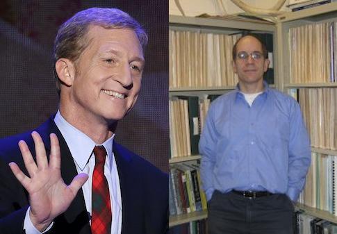Tom Steyer, Danny Harvey / AP, cgcs.utoronto.ca