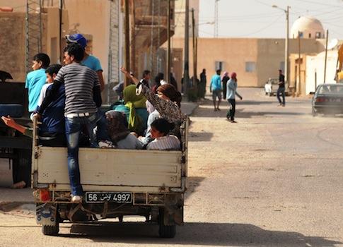 Tunisia / AP
