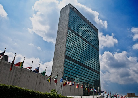 United Nations Headquarters / Flickr
