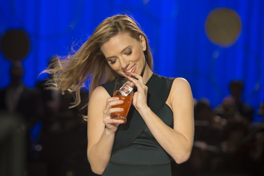 Scarlett Johansson unveiled as SodaStream Global Brand Ambassador - Jan 2014