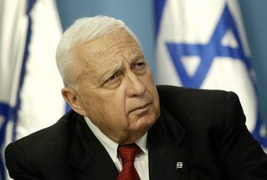 Ariel Sharon (AP)