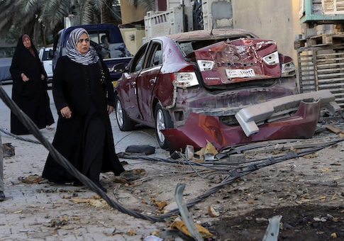 car bomb attack Iraq