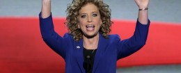 Democratic National Committee Chairwoman Rep. Debbie Wasserman Schultz (Fla.) AIPAC
