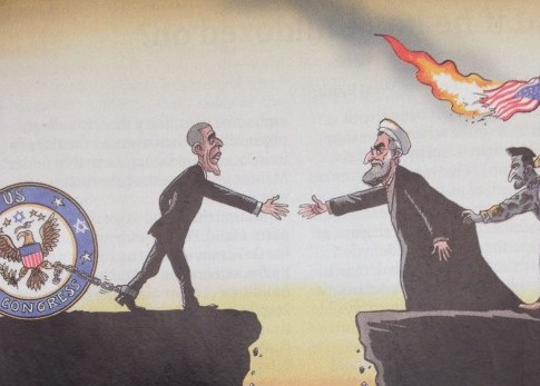 A picture of the cartoon from the Jan. 18 print issue of The Economist