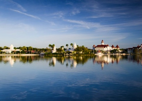 Grand Floridian Resort / Disney World