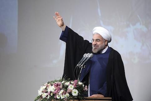 Hassan Rouhani / AP