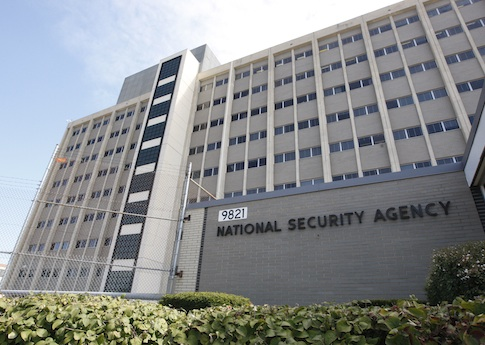 National Security Agency / AP