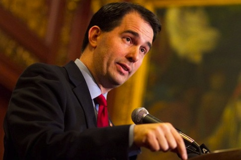 Scott Walker / AP