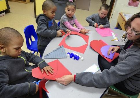 Head Start preschoolers / AP