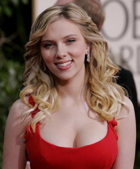 Sodastream spokeswoman Scarlett Johansson (AP)