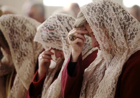 Syrian and Iraqi Christians