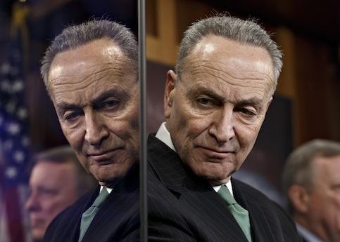 Sen. Chuck Schumer (D., N.Y.) / AP