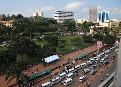 Kampala, Uganda / AP