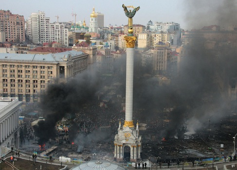 Kiev, Ukraine / AP