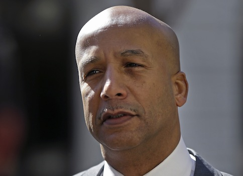 Former New Orleans Mayor Ray Nagin / AP