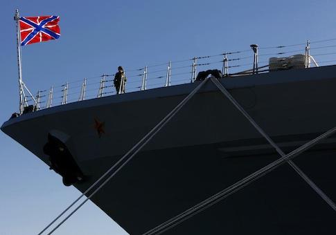 Cyprus Russia War Ship