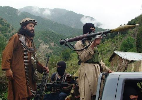 Pakistani Taliban / AP