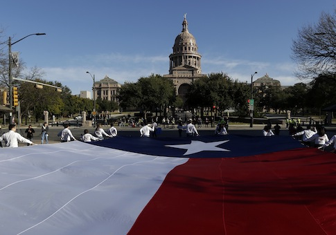 Texas Capitol building in Austin / AP