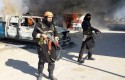 Al Qaeda-linked militants in Fallujah, Iraq / AP
