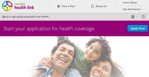 Nevada health insurance exchange