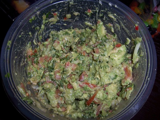 Now Flickr user ceci un matt's guacamole looks pretty good.