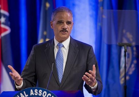 Attorney General Eric Holder / AP
