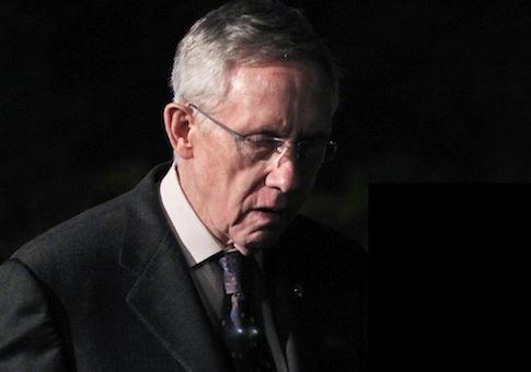 Senate Majority Leader Harry Reid (D., Nev.) / AP