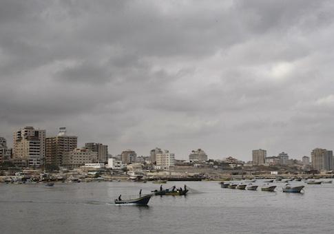 Port of Gaza City