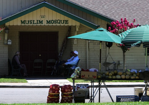 The Lodi Mosque in Lodi, Calif. / AP