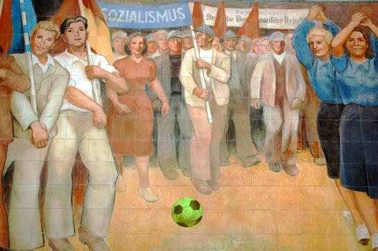Soccer = socialism
