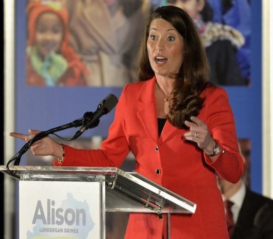 Alison Lundergan Grimes (AP)