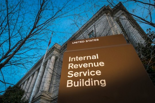 IRS headquarters in Washington, D.C. / AP