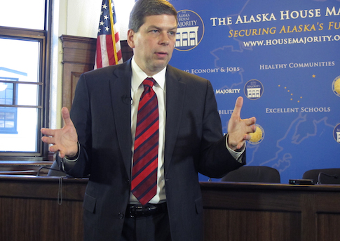 U.S. Sen. Mark Begich (D., Alaska) / AP
