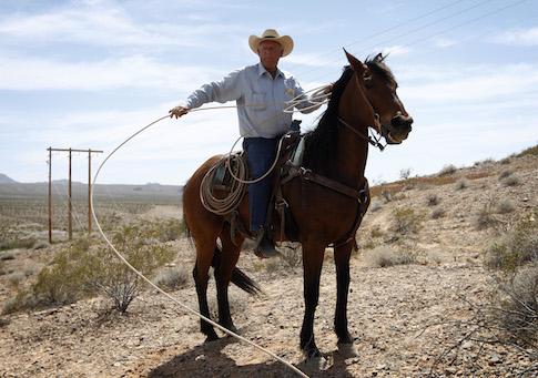 Rancher Cliven Bundy / AP