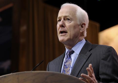 Sen. John Cornyn (R., Texas) / AP