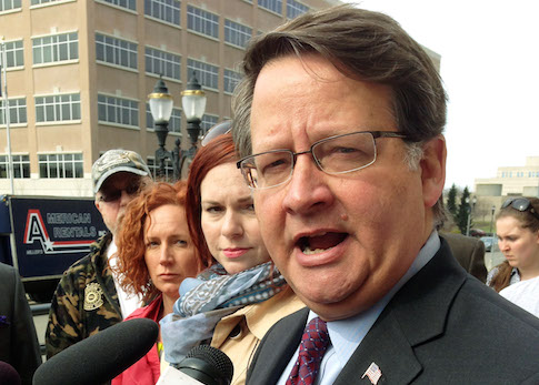 U.S. Rep. Gary Peters (D., Mich.) / AP